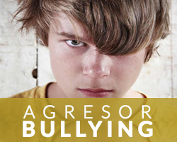 El agresor en el bullying