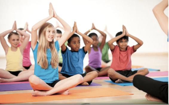 Deporte relajante para niños