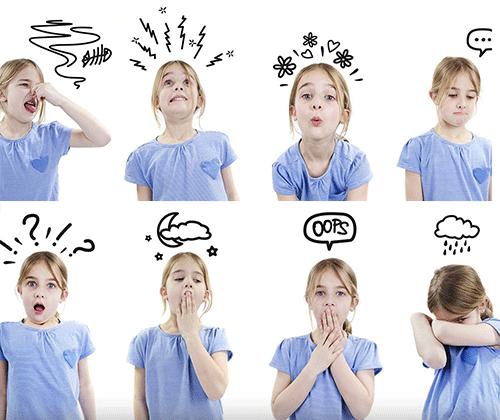 Identificar sus emociones